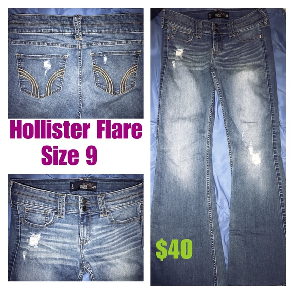 Hollister Denim - Women's Hollister Jeans